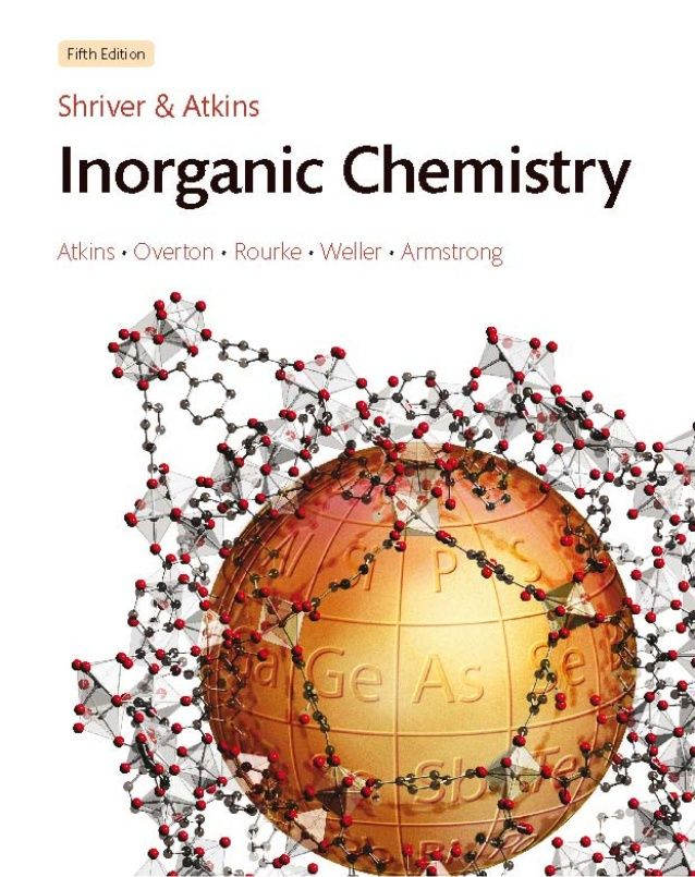 Inorganic chemistry miessler 5th edition solutions manual pdf