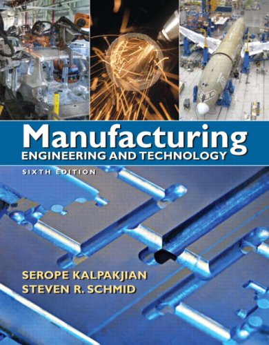 Manufacturing engineering and technology 6th edition pdf