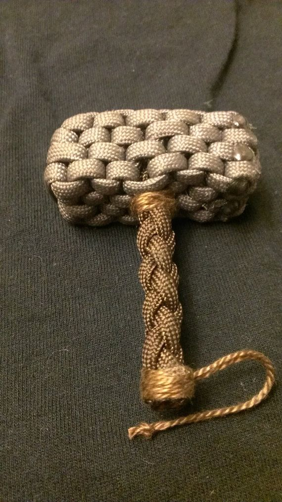 paracord dog toy instructions