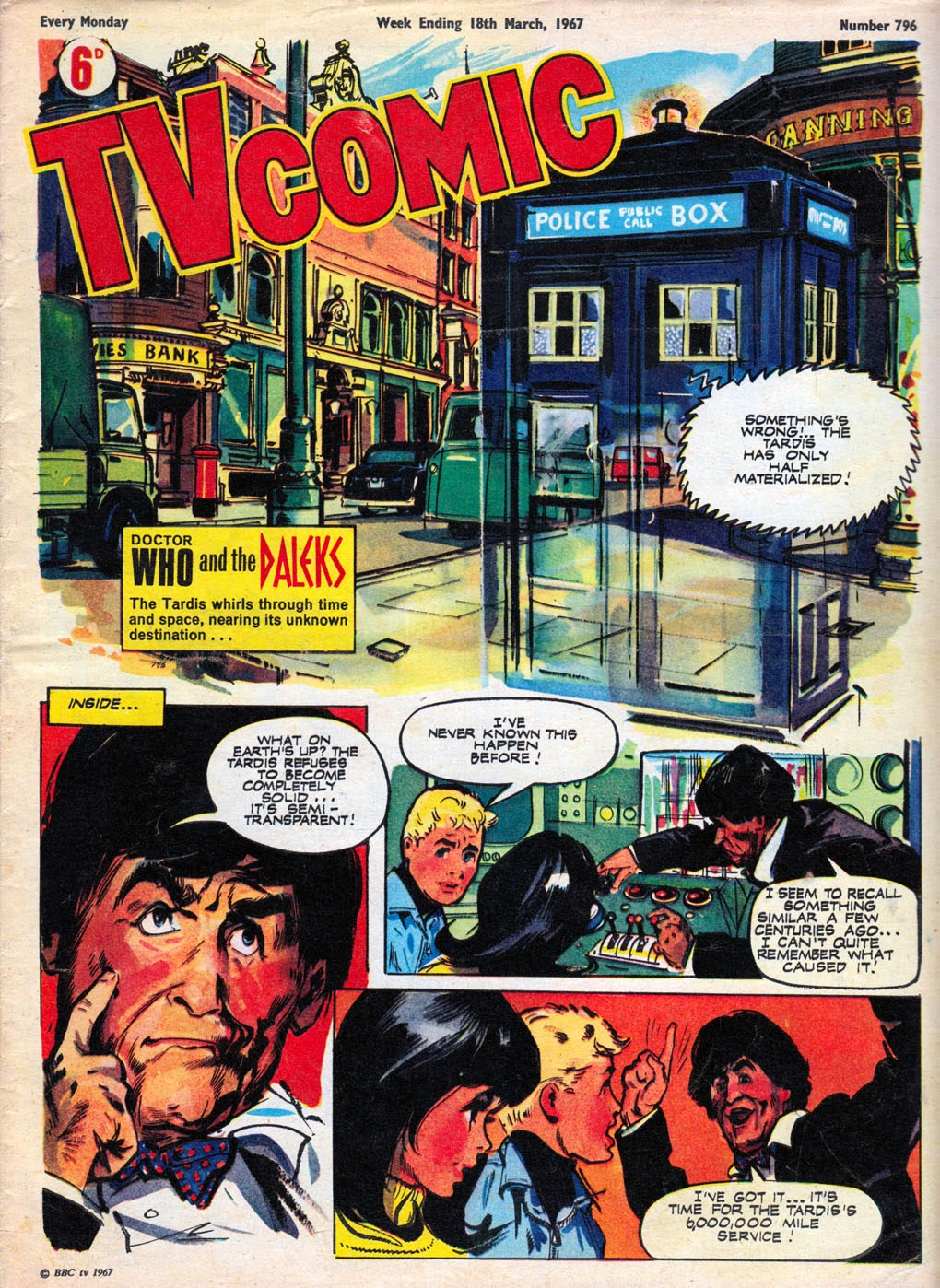 Doctor who annual 1967 pdf