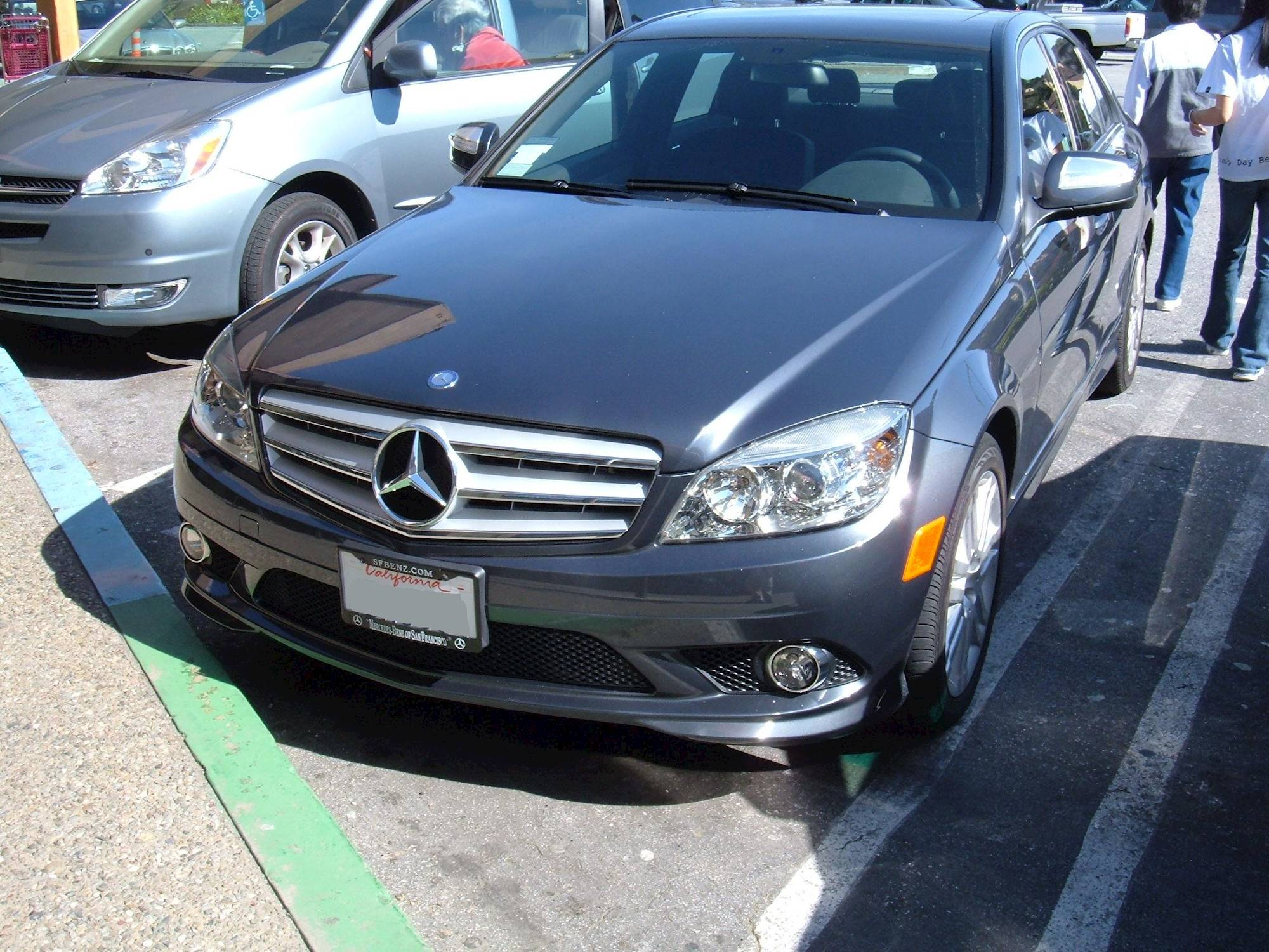 Mercedes c300 manual for sale
