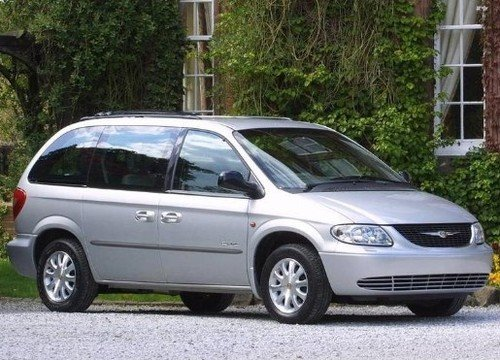 chrysler grand voyager 2004 owners manual
