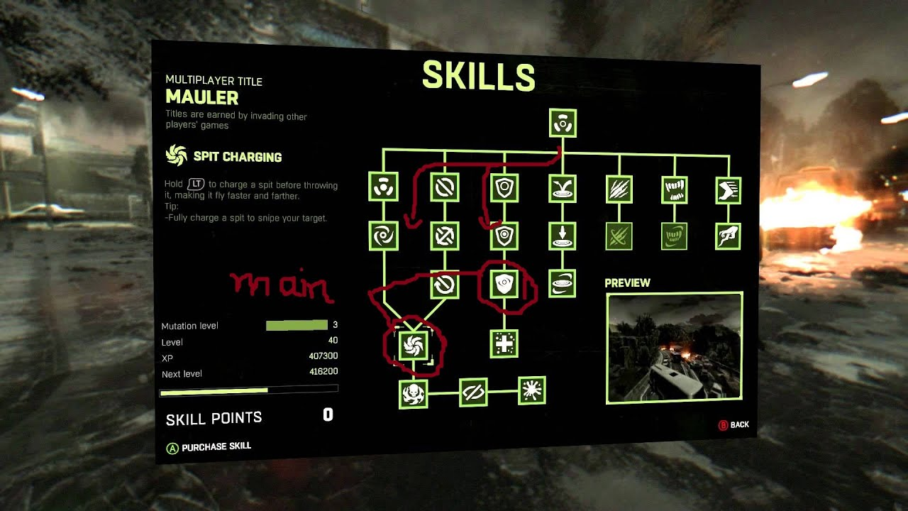 Dying light how to get hunter gland