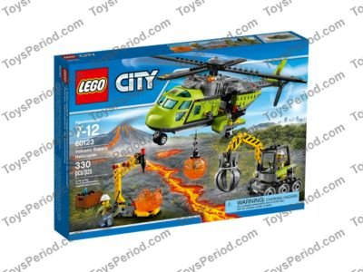 lego volcano helicopter instructions