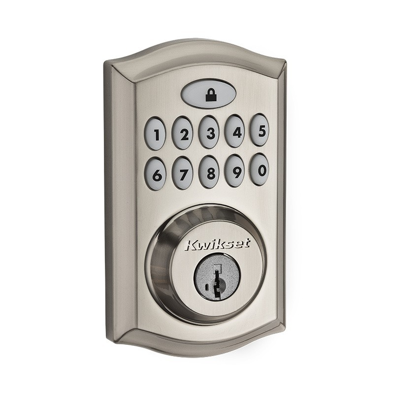 faultless electronic keypad deadbolt manual
