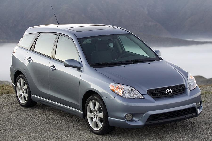 2005 toyota matrix parts manual