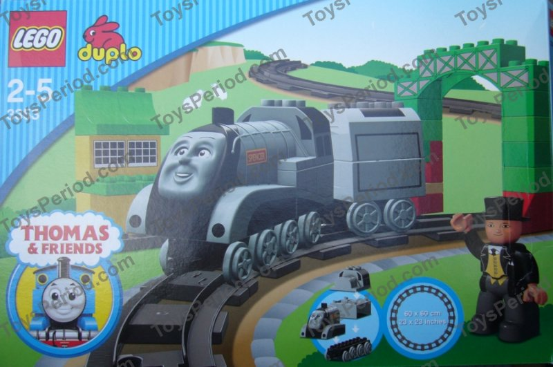 lego duplo thomas and friends instructions