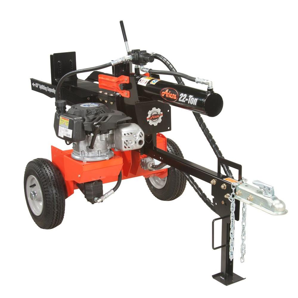 Forest king 25 ton log splitter owners manual