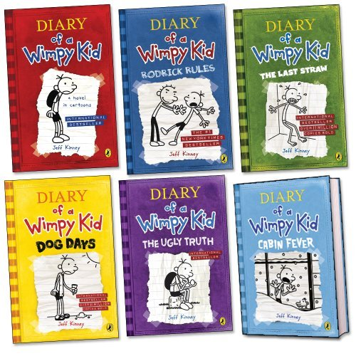 Diary of a wimpy kid pdf the ugly truth