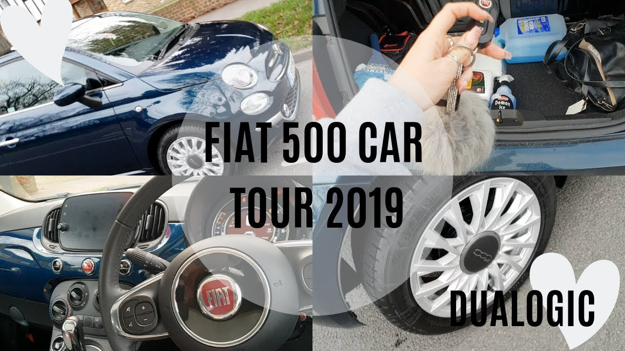Fiat 500 automated manual