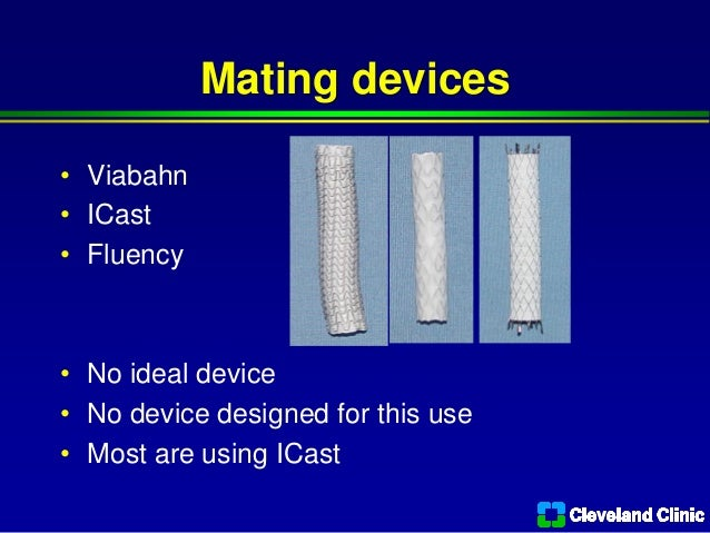 Icast stent instructions for use