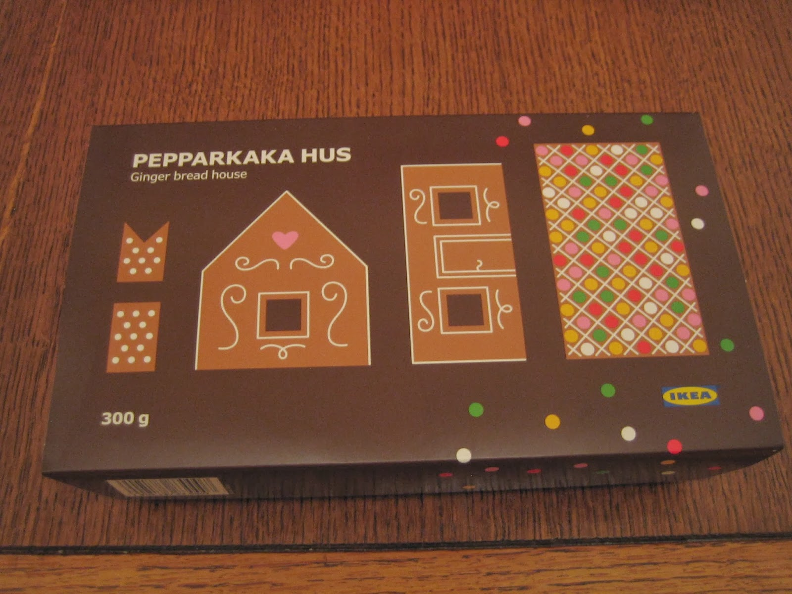 ikea gingerbread house instructions