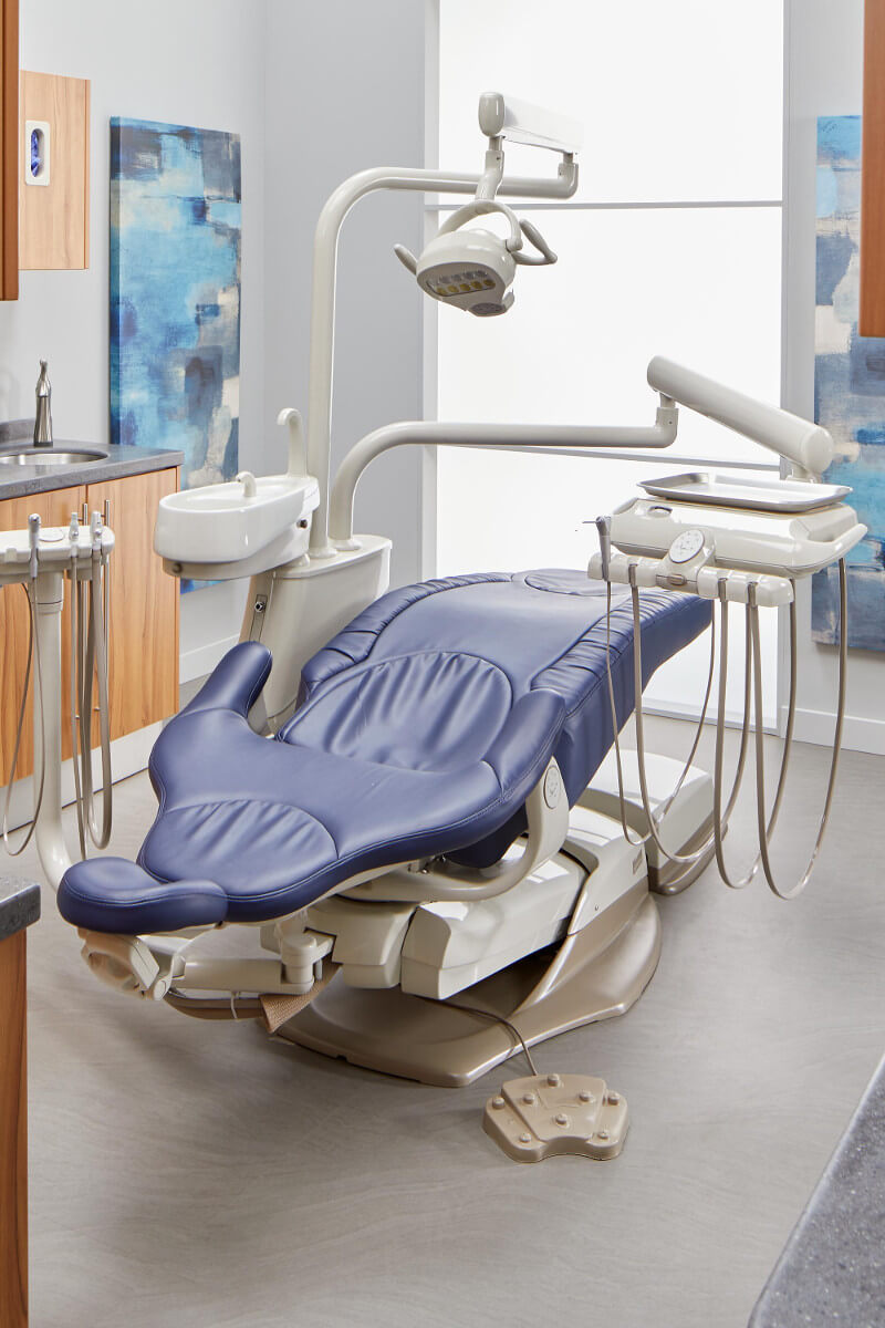 Midmark elevance dental chair manual