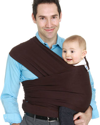 moby wrap baby carrier instructions