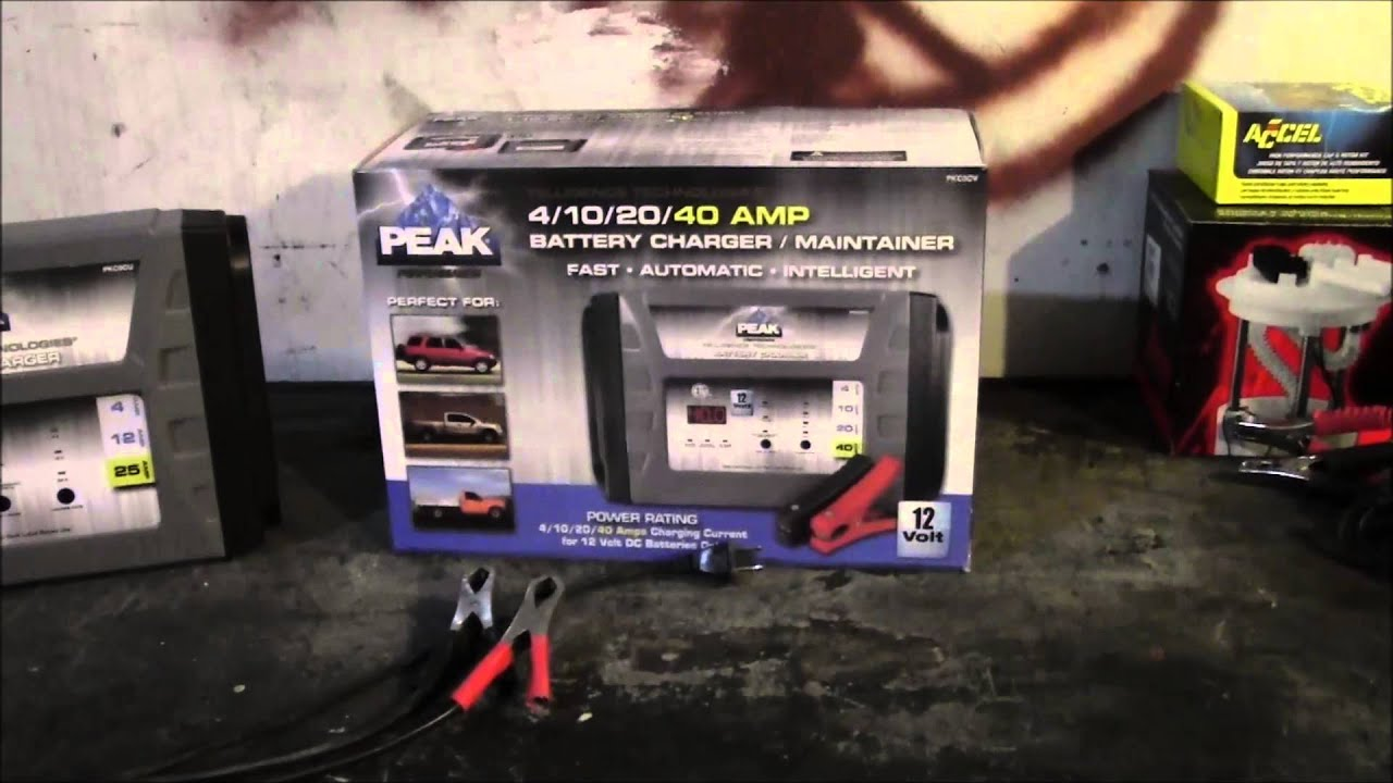 Optex battery charger instructions