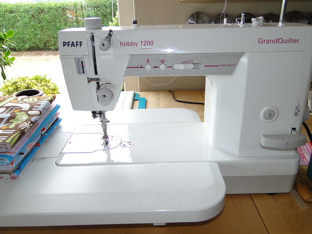 pfaff hobby 1200 grand quilter manual