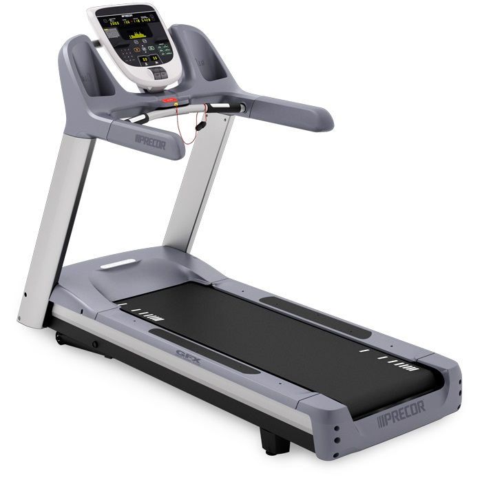 Precor 9.31 treadmill manual