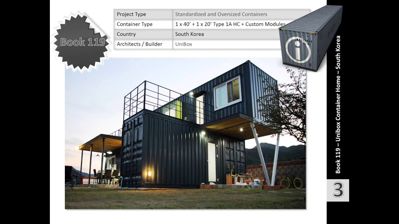 Shipping container home construction book pdf
