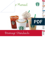 Starbucks coffee and tea resource manual