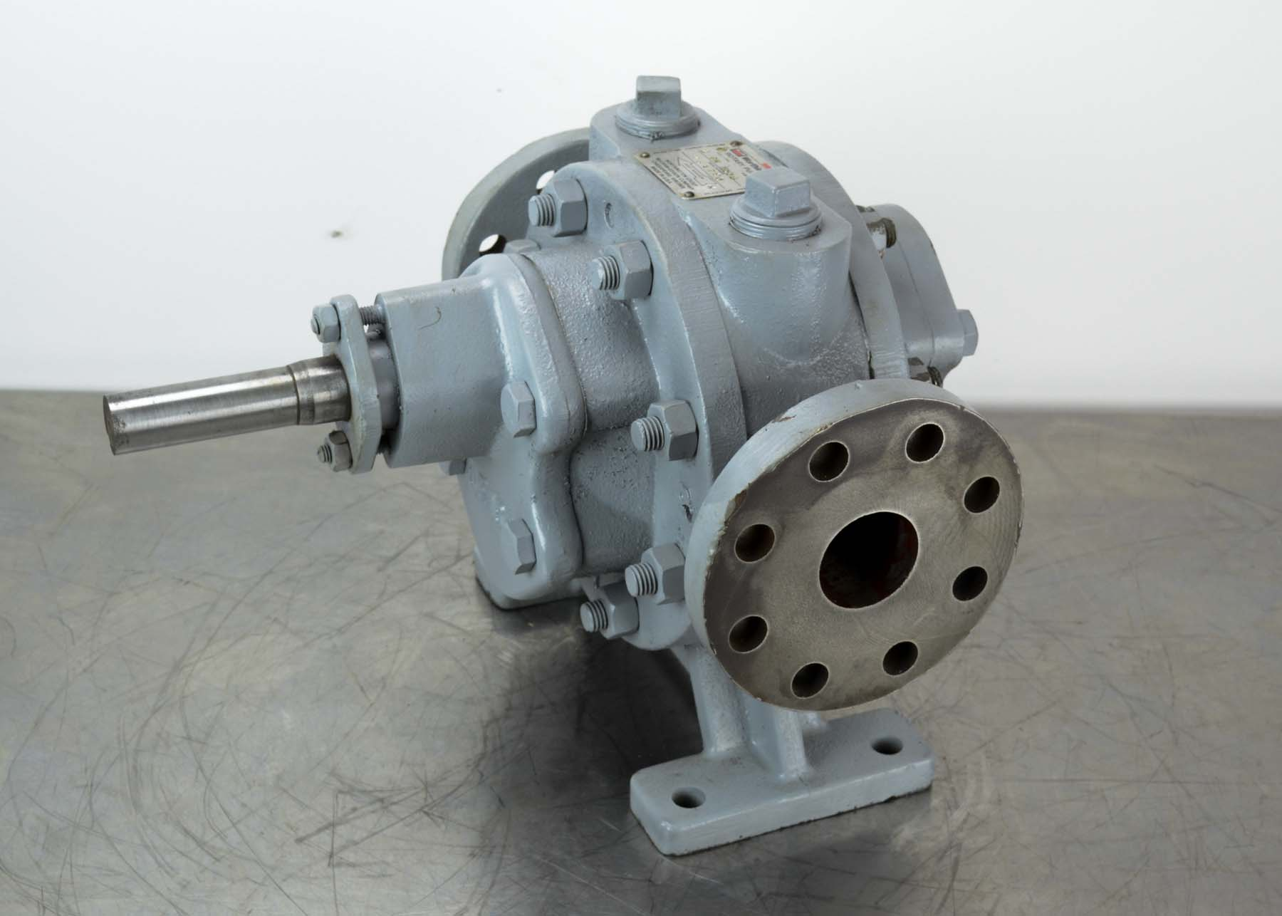 worthington rotary gear pump manual