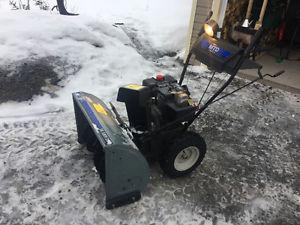 yardworks 10.5 hp 30 snowblower manual