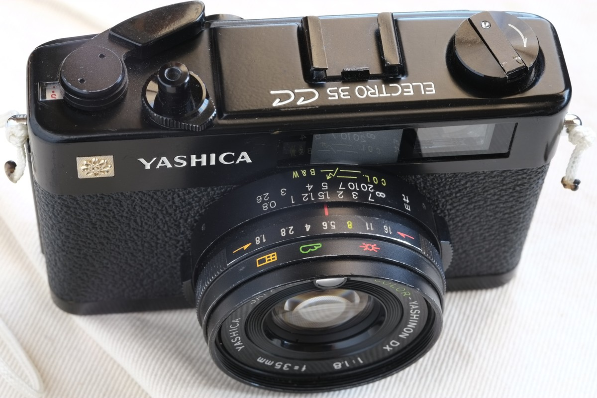 yashica electro 35 ccn manual
